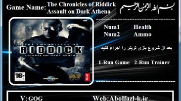 The Chronicles of Riddick: Assault on Dark Athena: Трейнер/Trainer (+2) [1.0(GOG)] {Abolfazl.k}