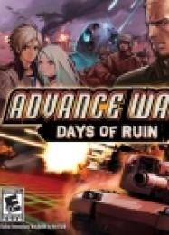 Обложка игры Advance Wars: Days of Ruin