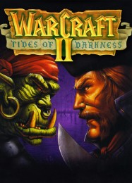 Обложка игры Warcraft 2: Tides of Darkness