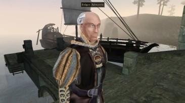"""Morrowind """"Неприятности в море"""""""