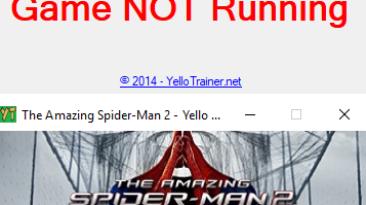 The Amazing Spider-Man 2: Трейнер/Trainer (+4) [1.0] {Yello}