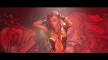 """В эротическую игру Subverse добавили новую """"вайфу"""""""