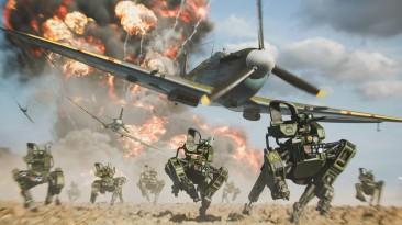 Открытая бета-версия Battlefield 2042, как сообщается, стартует в начале октября