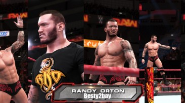 "WWE 2K18 ""Randy Orton 2011"""