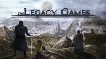 Тактическая RPG The Legacy Games отправилась на Kickstarter