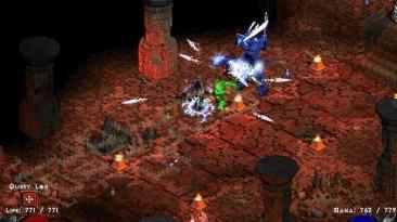 """Diablo 2 """"Модификация Zephyrus"""""""