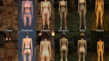 "Gothic ""Nude patch для Gothic v1.08k"""