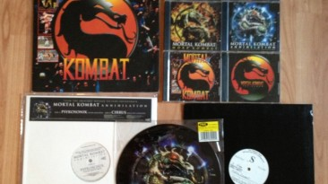 OST - Mortal Kombat / Смертельная битва (1995-1999)