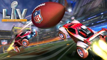 Событие NFL Super Bowl LV в Rocket League представляет новый игровой режим Gridiron