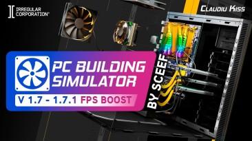 """PC Building Simulator """"Мод для поднятия фпс + Мгновенный 3D Mark (1.7.5) [Sceef]"""""""