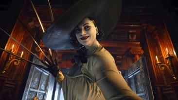 Реалистично - смотрим косплей Леди Димитреску из Resident Evil Village в исполнении самой высокой супермодели