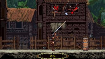 Анонсирован выход игры Wallachia: Reign of Dracula на Switch