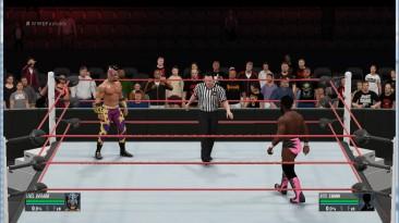 "WWE 2k16 ""Lince Dorado 2k19 port final version"""