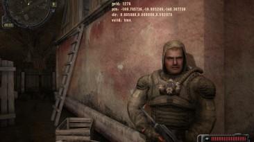 """S.T.A.L.K.E.R.: Call of Pripyat """"Модели Некоторых персонажей из ТЧ"""""""