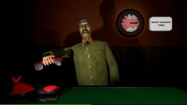 Calm Down, Stalin - симулятор рук сталина)