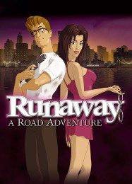 Обложка игры Runaway: A Road Adventure