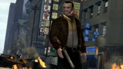 Grand Theft Auto 4 почти невозможно пройти на Xbox Series X