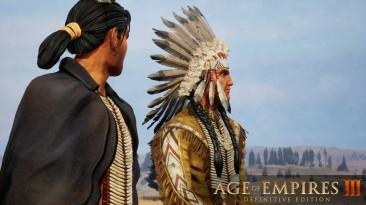 Несколько сравнительных скриншотов Age of Empires 3: Definitive Edition с оригиналом