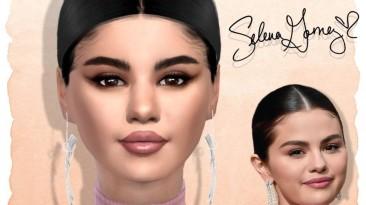 "The Sims 4 ""Селена Гомес"""