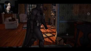 (DARIA EDREY) BATMAN - The Telltale Series  (Ep. 4)  ОНА УБИЛА РОДИТЕЛЕЙ  #10  Полное прохождение на русском