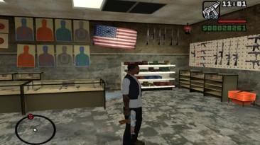 "Grand Theft Auto: San Andreas ""АК-47u"""