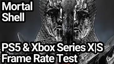 Mortal Shell работает на PS5 с разрешением 1440p и динамическим 1800p на XSX в 60 к/с