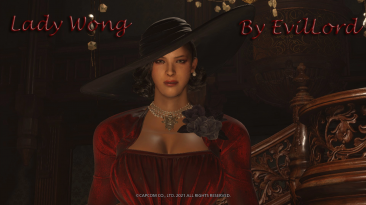 "Resident Evil: Village ""Леди Вонг"""