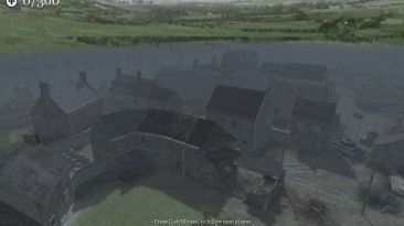 "Call of Duty 2 ""Карта - Montebourg"""