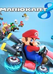Обложка игры Mario Kart 8