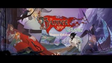 Трейлер анонса Banner Saga Trilogy: Bonus Edition