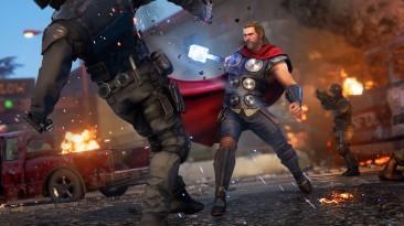 Marvel's Avengers будет поддерживаться годами, уверен разработчик
