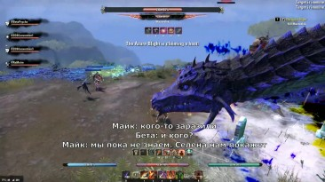 TES Online: забег по данжу Lair of Maarselok вместе с разработчиками!