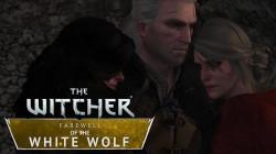 "The Witcher 2 ""Прощание с Белым Волком"""
