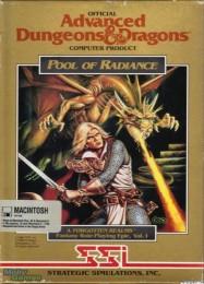 Обложка игры Pool of Radiance