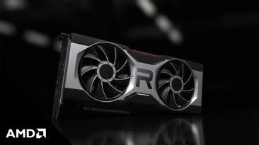 Доля AMD на рынке дискретных GPU сократилась на 9 процентов