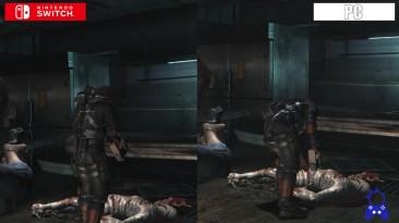 Resident Revelations   Switch vs PS4 vs ONE vs PC vs 3DS vs WiiU vs PS3   Сравнение всего