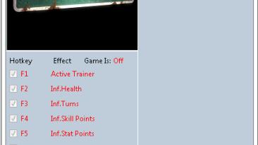 Dead State: Трейнер/Trainer (+6) [0.8.1.3937] {MrAntiFun}