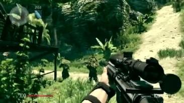 "Sniper: Ghost Warrior ""Multiplayer Debut Trailer"""