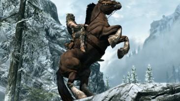 """В Skyrim появится """"легендарный"""" уровень сложности"""