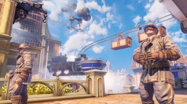 Новый трейлер BioShock: The Collection посвящен Bioshock: Infinite