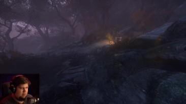 Cursed Forest - Вернулись в проклятый лес! 100% страха