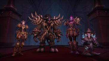 World of Warcraft: Грядущие классовые изменения Shadowlands