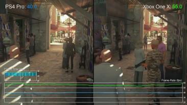 [4K HDR] Hitman Xbox One X: Полный технический анализ
