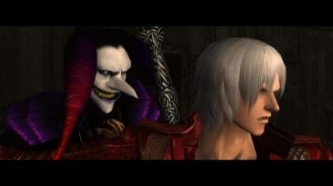 """Devil May Cry HD Collection """"Исправление прозрачности волос в катсценах"""""""