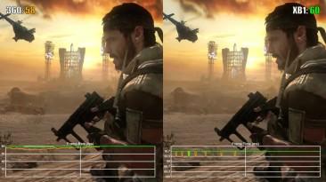 "Call of Duty: Black Ops ""Тест производительности для Xbox 360 и Xbox One"""