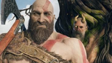 ПК-версия God of War похвастается улучшенной графикой и продвинутыми технологиями DLSS
