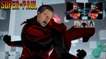 "Tekken 7 ""Paul Superman Black Mod"""