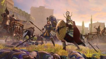 Физические копии Total War Saga: Troy поступят в продажу в начале ноября