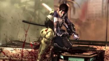 Metal Gear Rising Revengeance VGA 2012 Trailer vs Retail PS3 Сравнение графики