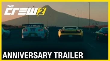 Трейлер годовщины The Crew 2